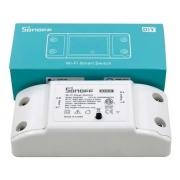 Sonoff Interruptor Wifi basic R2 Automação Residencial bivolt 10A 2200W - JS Soluções em Segurança