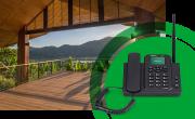 Telefone celular fixo 3G com Wi-Fi intelbras CFW 8031 - JS Soluções em Segurança