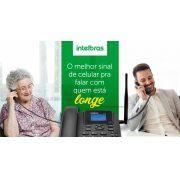 Telefone Celular Fixo Rural Intelbras CF 4202 - JS Soluções em Segurança