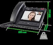Telefone IP Gigabit PoE TIP 638V INTELBRAS - JS Soluções em Segurança
