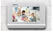 Terminal de vídeo IP intelbras branco TVIP 500 HF - JS Soluções em Segurança