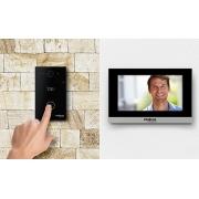 Terminal de vídeo IP Universal PoE ou 12V Intelbras TVIP 3000 WI-FI - JS Soluções em Segurança