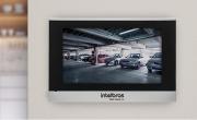 Terminal interno universal de vídeo IP PoE ou 12V Intelbras TVIP 3000 UN - JS Soluções em Segurança