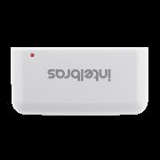 Transmissor universal de com fio para sem fio intelbras TX 8000