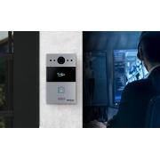 Vídeo Porteiro Intelbras IP 12V ou PoE 802.3af de 01 tecla XPE 3101 IP Intelbras - JS Soluções em Segurança