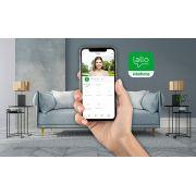 Video porteiro com fio acesso via cartão RFID display touch screen 7 HDCVI 720p 120° intelbras App Wi-Fi Allo wT7 - JS Soluções em Segurança