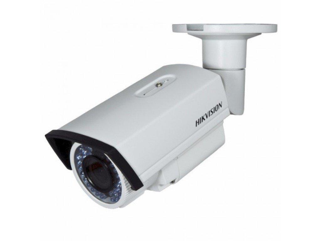 Câmera Hikvision Bullet TURBO 3.0 HDTVI 1 Megapixel 40 mts Varifocal 2.8mm a 12mm - DS-2CE16C2T-VFIR3 720p - JS Soluções em Segurança