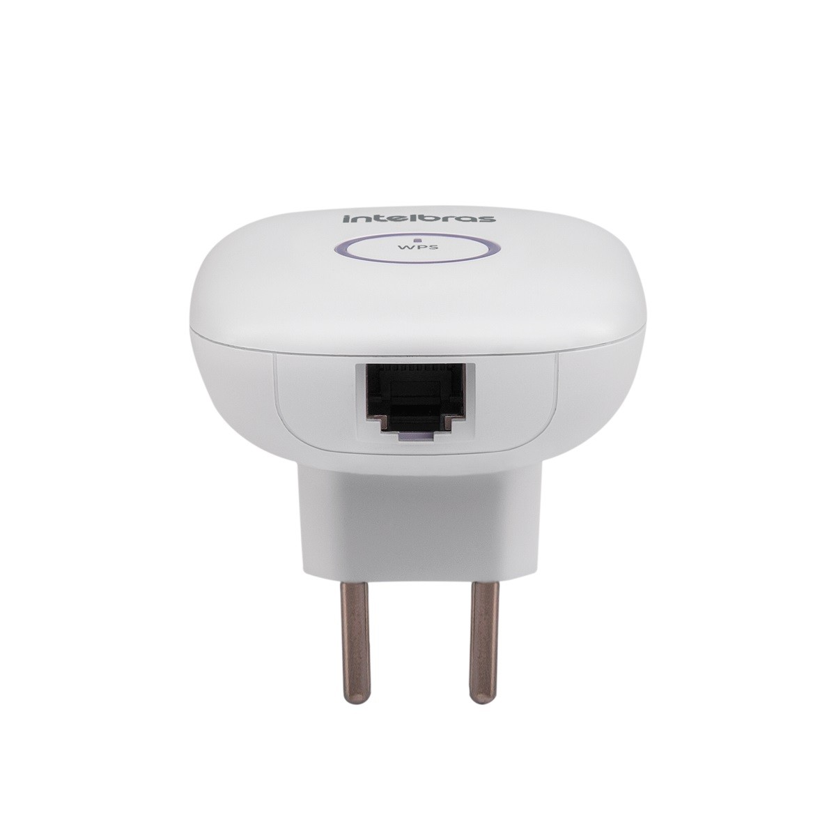 Repetidor de sinal wireless 300 Mbps IWE 3000N intelbras - JS Soluções em Segurança