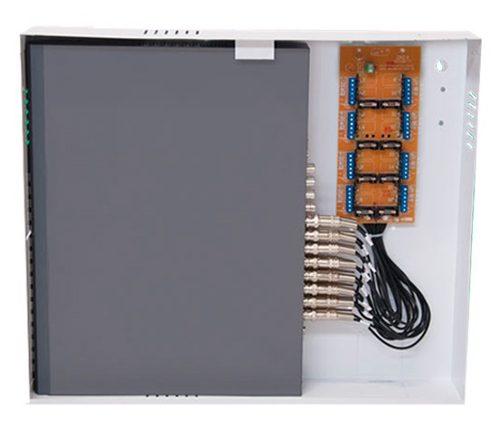 Rack Orion HD 3000 Vertical 16 Canais + cabo de 16 Videos Híbrido Cód. 3178 - JS Soluções em Segurança