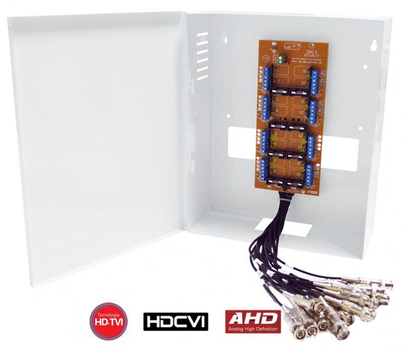 Rack Organizador HD Orion Flex 16 Canais Onix Security HDCVI - 2992 - JS Soluções em Segurança