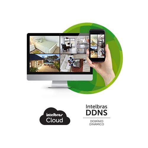 NVD gravador digital de vídeo 16 canais PoE até 8 Megapixels H.265 intelbras NVD 3116 P 4k - JS Soluções em Segurança