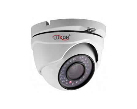 Câmera Dome Infra vermelho 1/2.9 1 Megapixel 24 leds 2.8mm AHD-M  IP66 metal externa 720p - JS Soluções em Segurança