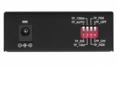 Conversor de Mídia Fast Ethernet Monomodo 20 km intelbras KFSD 1120 A - JS Soluções em Segurança