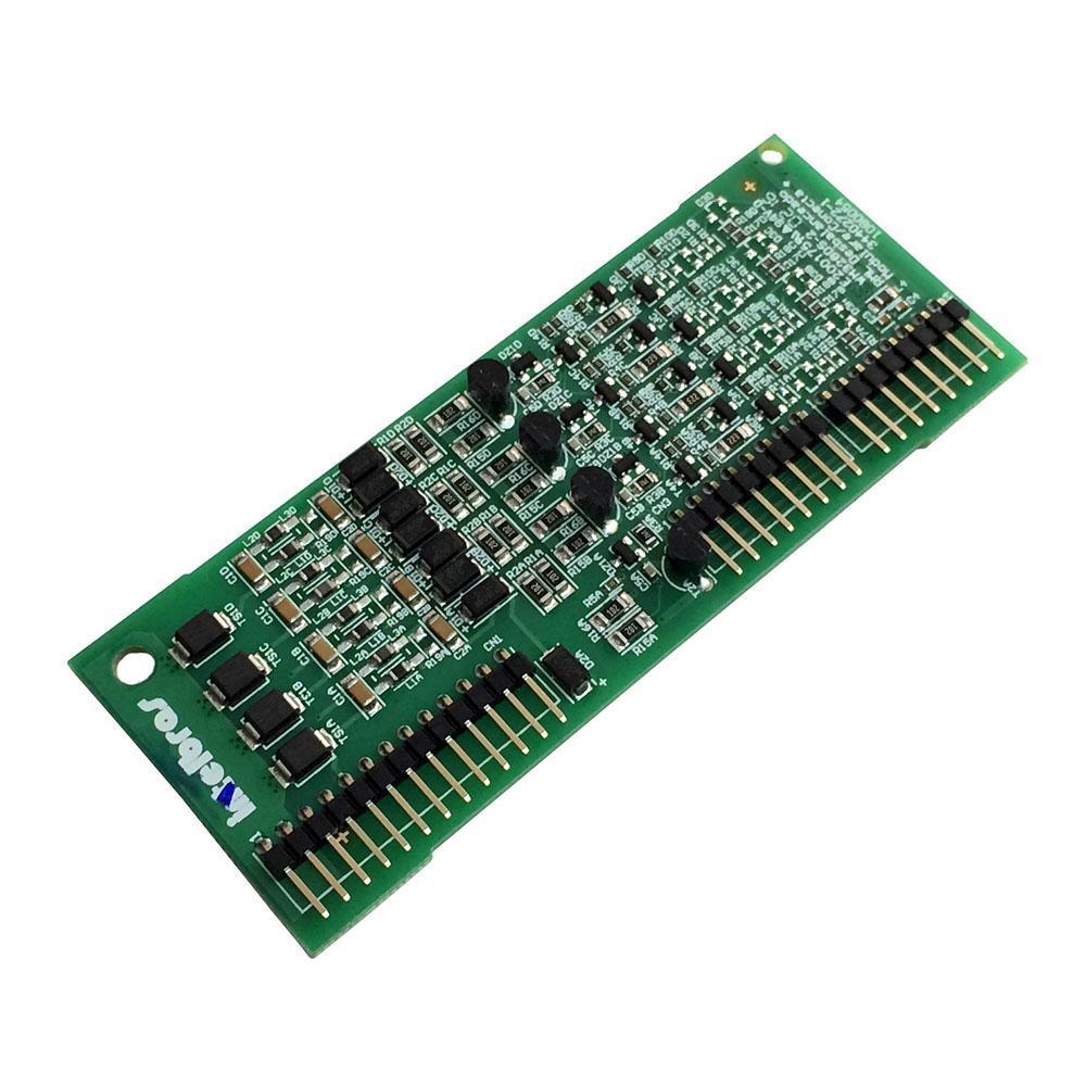 Placa Ramal desbalanceada 4 RAMAIS - Conecta / Modulare Mais 4400304 Intelbras - JS Soluções em Segurança