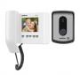 """Video Porteiro com Monofone display 4"""" + 3 entradas vídeo + Siga-me Intelbras IV 4010 HS - JS Soluções em Segurança"""