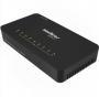 Switch 8 portas Fast Ethernet SF 800 Q+ 1 porta PoE - JS Soluções em Segurança