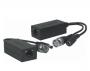 Balum Intelbras Vídeo + Alimentação 1 canal 300mts PAR XBP 502A - JS Soluções em Segurança