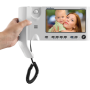 Kit Video porteiro com monofone Intelbras IV 7010 HS - JS Soluções em Segurança