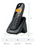 Ramal sem fio digital TS 3111 INTELBRAS - JS Soluções em Segurança
