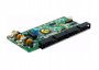 Placa E1 Impacta 68 Intelbras com cabo coaxial incluso - JS Soluções em Segurança