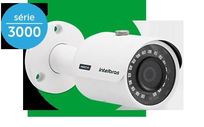 Câmera Bullet infra 4.0 Megapixels menu OSD,WDL ,BLC,HLC intelbras 1520p VHD 3430 B G4 Ultra HD 2K - JS Soluções em Segurança