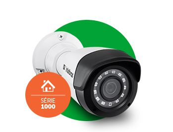 Câmera Bullet infra IP 1 Megapixel  BLC, WDR, SIM Plus, iSIC6 IP66 20mts 2.6mm 720p intelbras VIP 1020 B - JS Soluções em Segurança