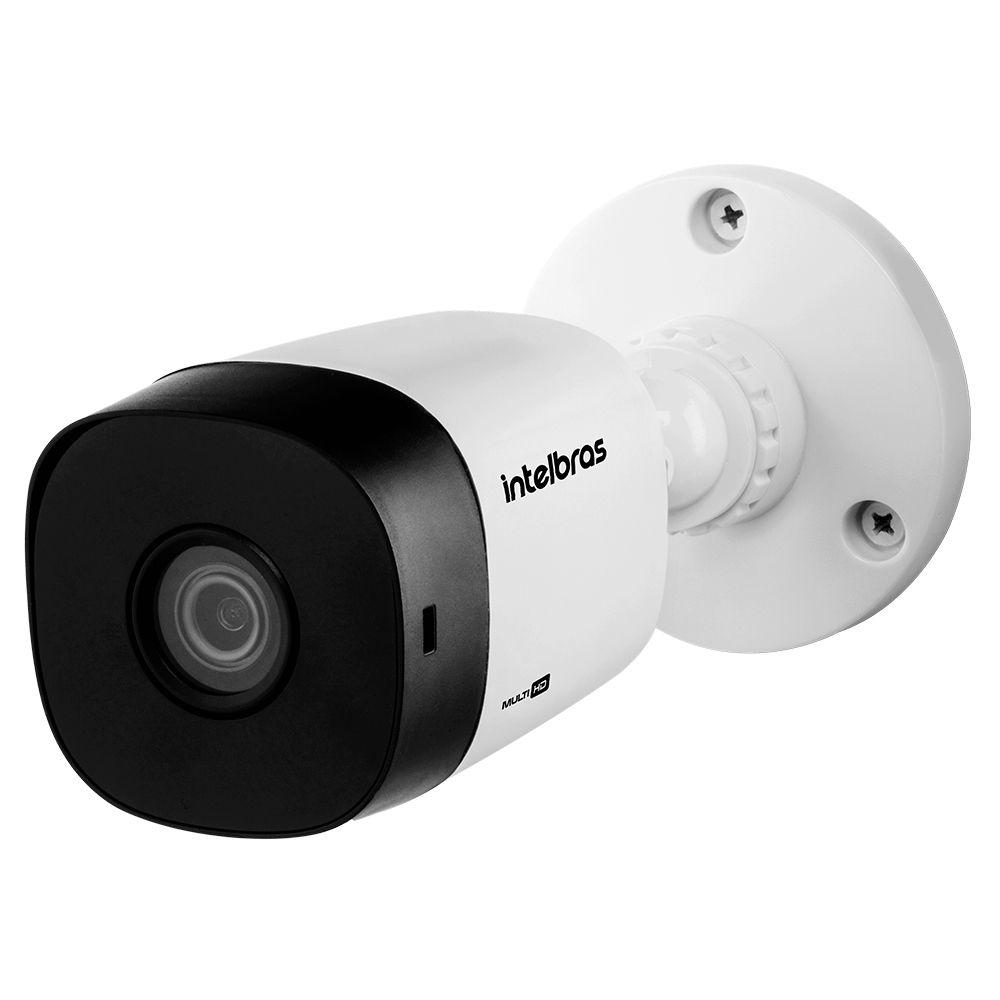 Câmera Bullet infra vermelho HD 720p 3,6mm 1/2,7