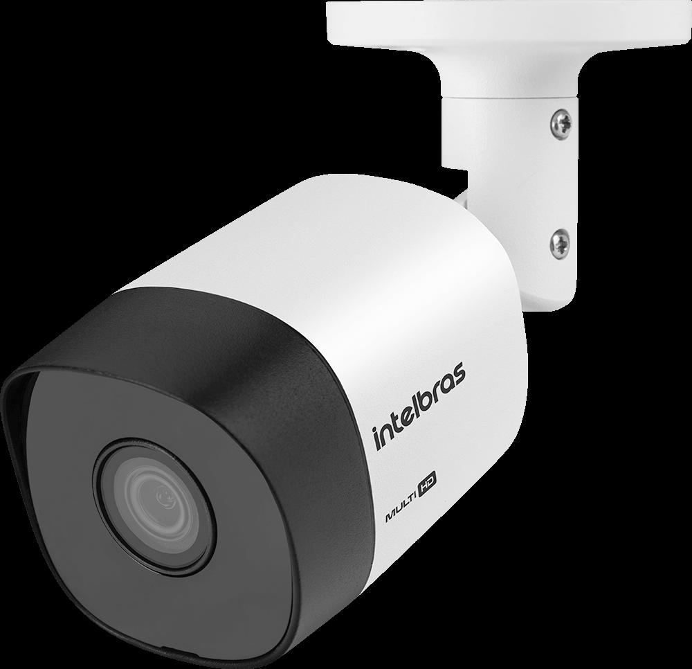 Câmera Bullet infra 720p 3,6mm 1/2,7