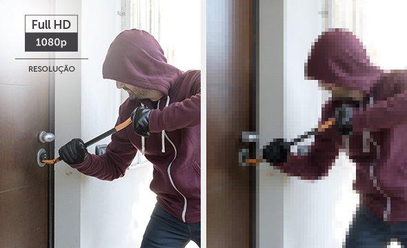 Câmera bullet Multi HD HDCVI, AHD-M, HDTVI e Analógico 1/2.8 2.8mm 20mts 109º 1080p VHD 3220 D G6 - JS Soluções em Segurança