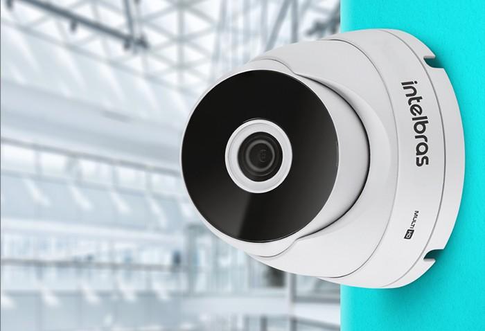 Câmera dome Multi HD HDCVI, AHD-M, HDTVI e Analógico 1/2.8 3.6mm 20mts 98º 720p VHD 3120 D G6 - JS Soluções em Segurança