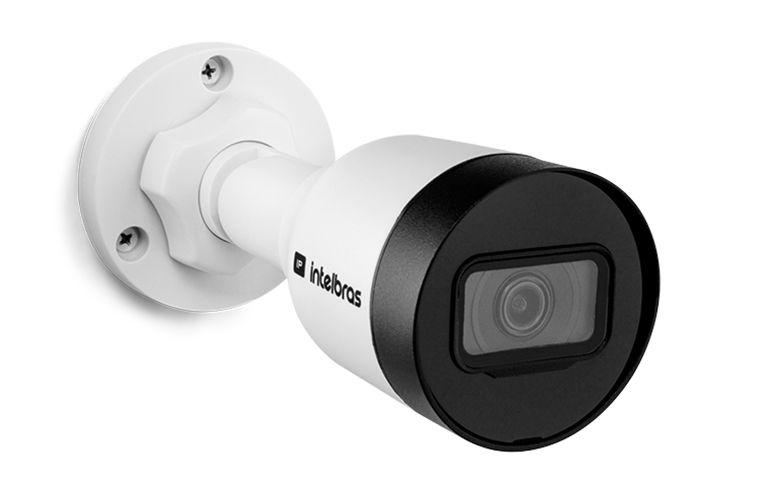 "Câmera Bullet infra IP 2.0 Megapixels 3.6mm 1/2.7"" PoE/ BLC/ WDR/ROI/ IP67 Onvif H.265 intelbras VIP 3220 B 1080p - JS Soluções em Segurança"