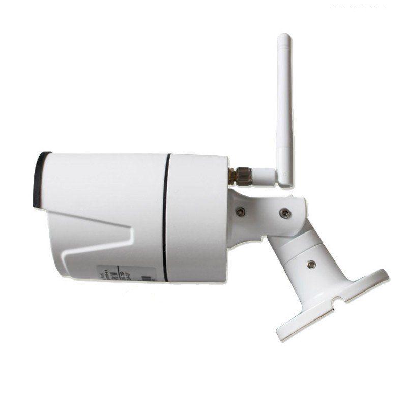 Câmera Buller infra IP S/ Fio HD 720p 1.0 Megapixels externa IP66 Onvif  - JS Soluções em Segurança