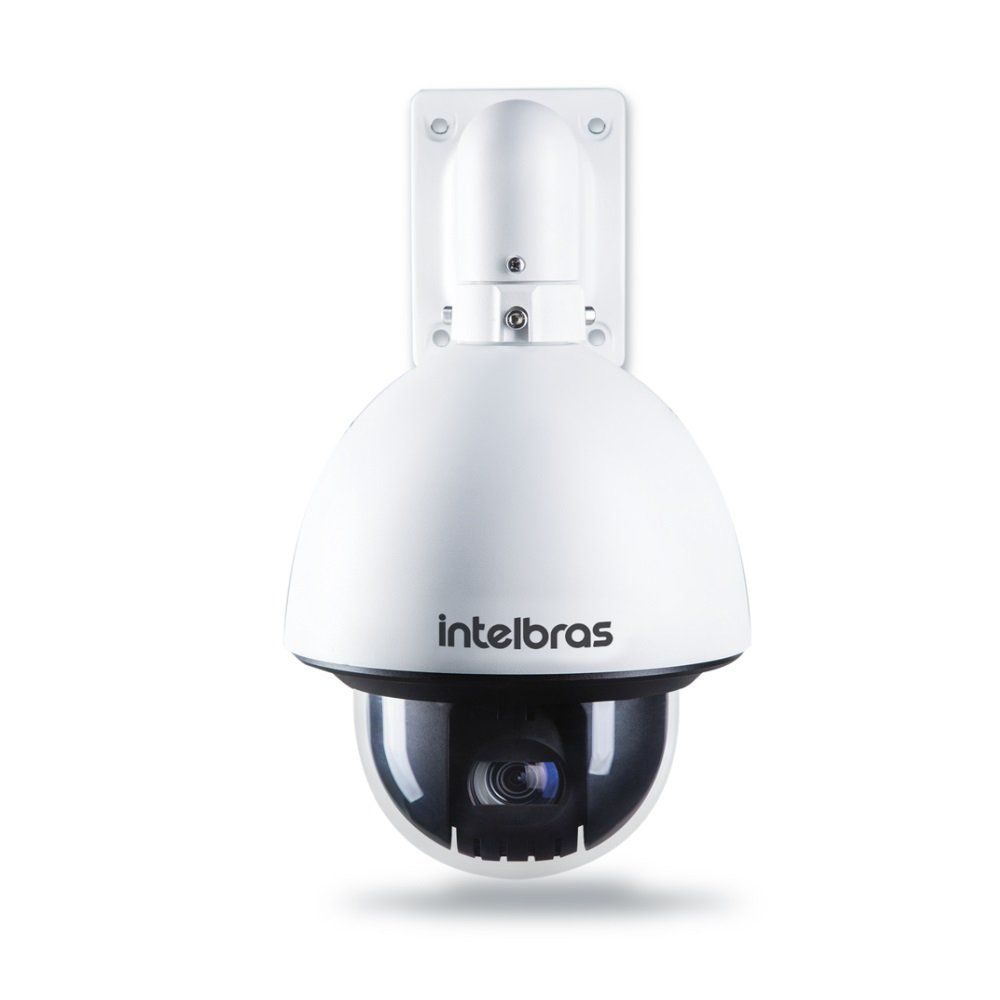 Câmera Speed Dome 30X Full HD 2 Megapixels IP67 intelbras Starlight 1080p VHD 5230 SD   - JS Soluções em Segurança