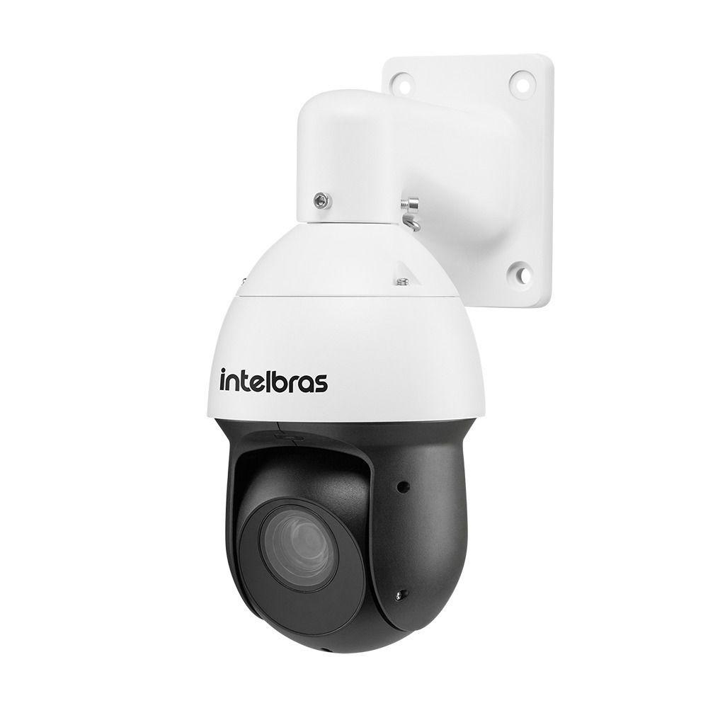 Câmera Speed Dome infra IP linha virtual, cerca virtual, abandono/ Retirada de objetos, Mapa de calor e Detecção de face intelbras VIP 3212 SD IR - JS Soluções em Segurança