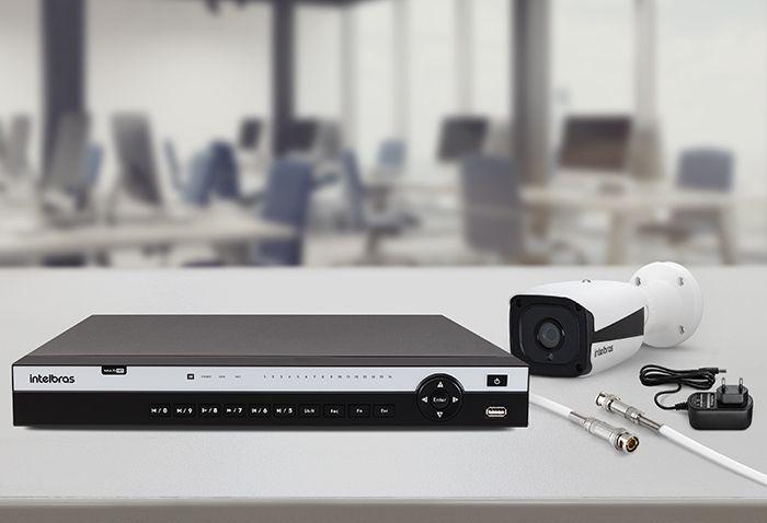 Conector BNC parafuso c/ mola intelbras - JS Soluções em Segurança