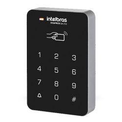 Controle de acesso Digiprox intelbras 125 kHz SA 202 até 1.000 usuários - JS Soluções em Segurança