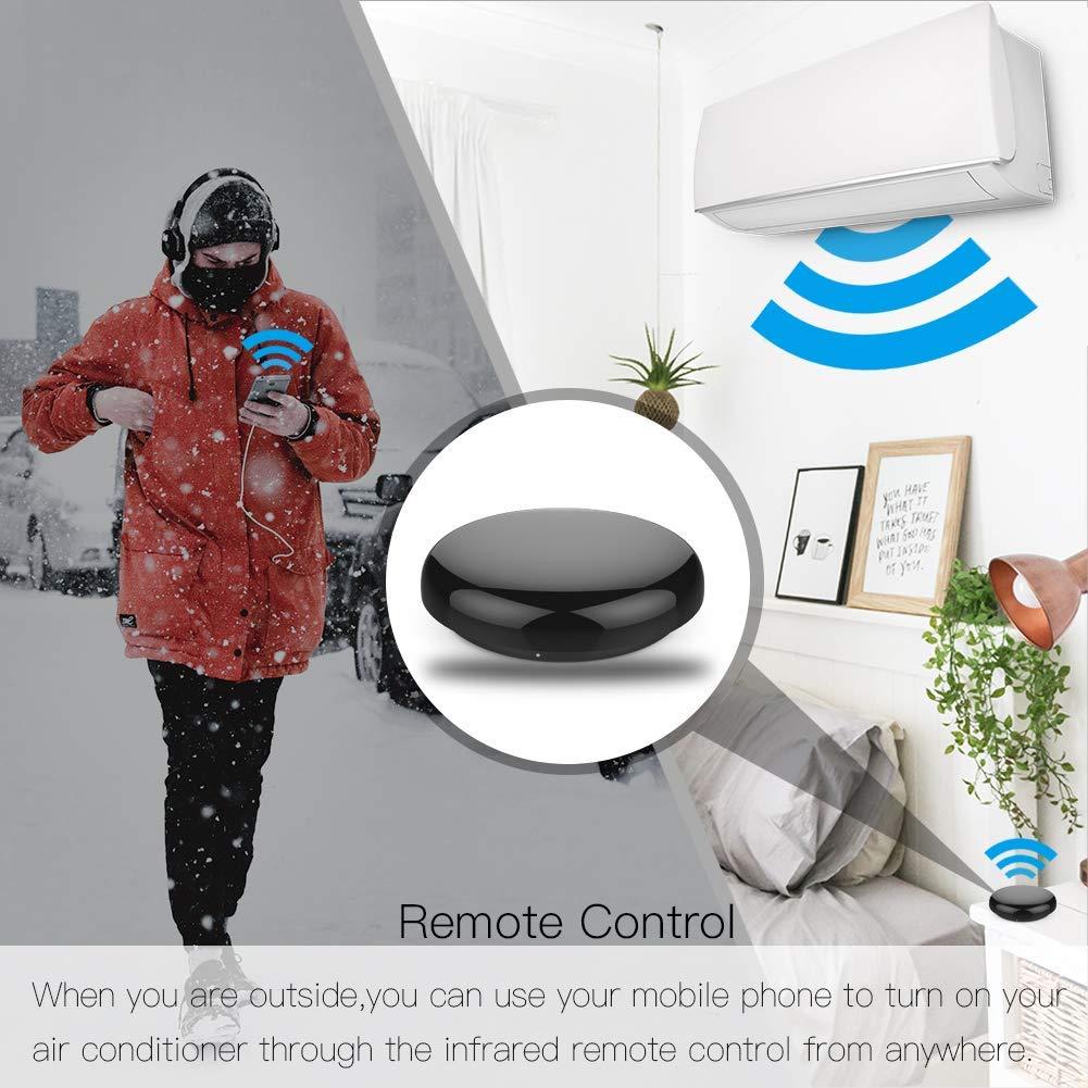 Controle Infravermelho WiFi Automação Casa inteligente controle tudo pelo Smartphone UFO-R1 - JS Soluções em Segurança