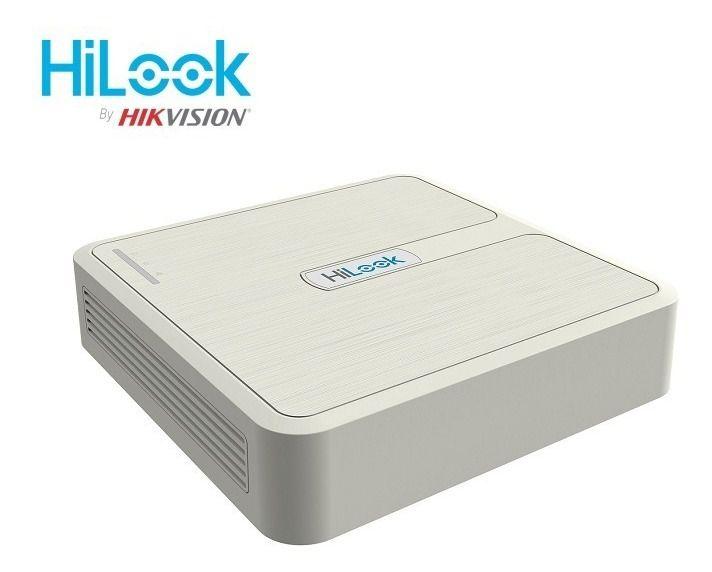 DVR Stand alone Hilook 8 canais  4 em1 Turbo Full HD DVR-108G-F1 by Hikvision - JS Soluções em Segurança