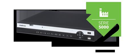DVR gravador 16 canais AHD,HDTVI,HDCVI,Analog + 8 canais IP 5 Megas = 24 canais Full HD 5 em 1 3 saídas de alarme + 4 entradas de audio RCA MHDX 5016 1080p - JS Soluções em Segurança