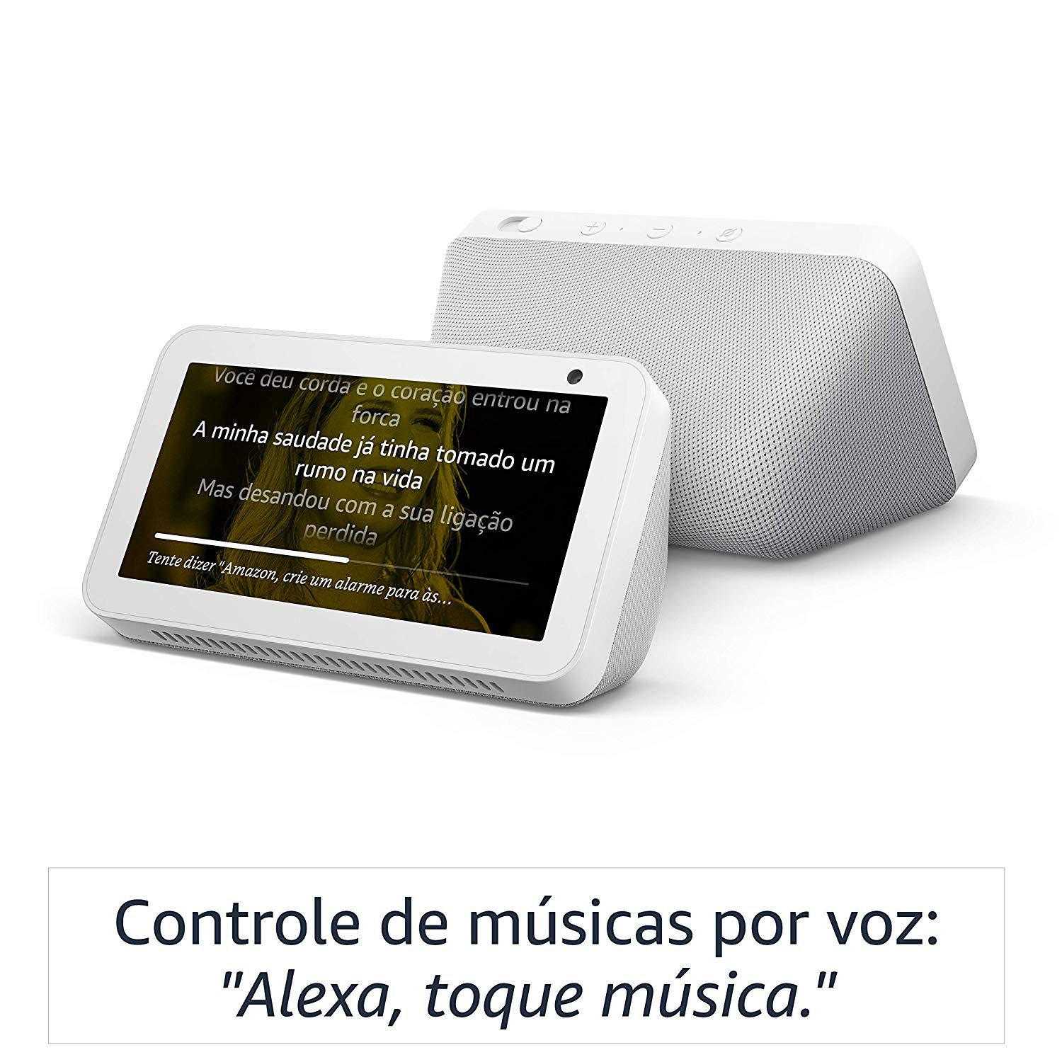 Echo Show 5 - Smart Speaker com tela de 5,5