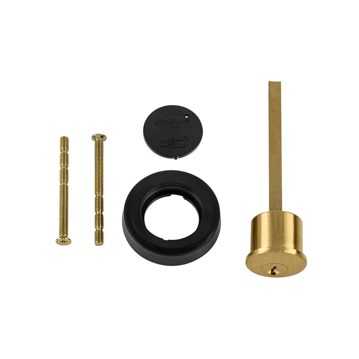 Fechadura elétrica com leitor de tag FX 3000 MF 13,56 MHz intelbras - JS Soluções em Segurança