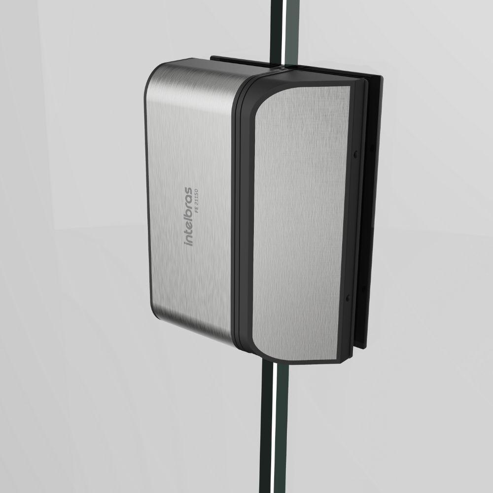 Fechadura Eletroímã com Sensor 150Kgf Intelbras FE 21150 D - JS Soluções em Segurança