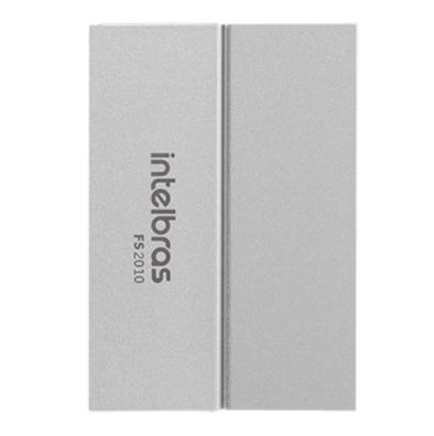 Fechadura solenoide para portas de vidro FS 2010 INTELBRAS - JS Soluções em Segurança