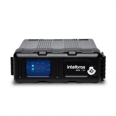 Gravador digital de vídeo híbrido 5 Canais Intelbras veicular 720p MVD 1105  4G - JS Soluções em Segurança