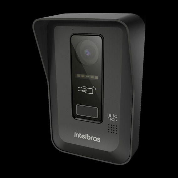 Módulo externo do videoporteiro 120° diagonal HDCVI 720p intelbras Cod 4520812 - JS Soluções em Segurança