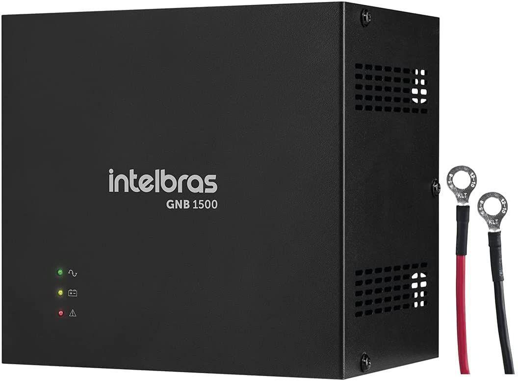 Nobreak para portão Intelbras GNB 1500VA - 220V sem bateria (Cód 4822021) - JS Soluções em Segurança