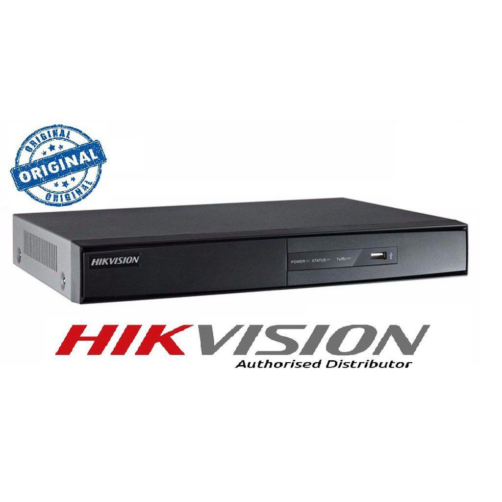 NVR 04 CANAIS IP até 4 MEGAPIXELS HIKVISION DS-7104NI-Q1/4P/M 4 Portas PoE - JS Soluções em Segurança