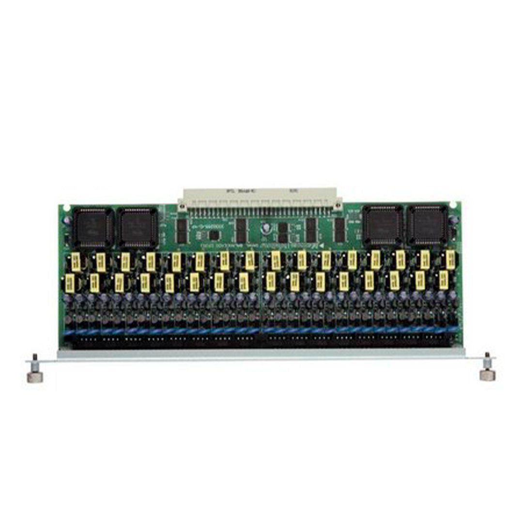 Placa com 32 ramais balanceados CP 192 e CP 352 intelbras ate 2500mts - JS Soluções em Segurança