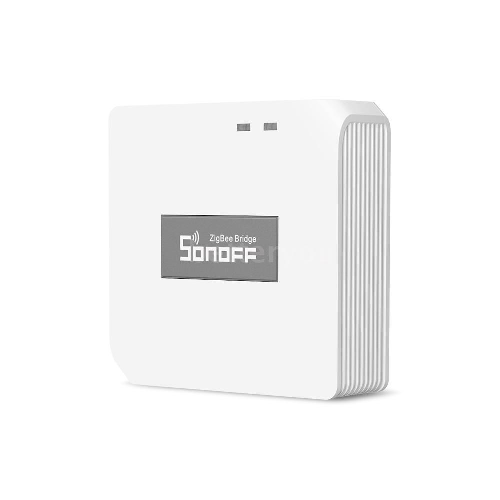 Ponte entre dispositivos ZigBee e Wi-Fi ZigBee Bridge Sonoff  - JS Soluções em Segurança
