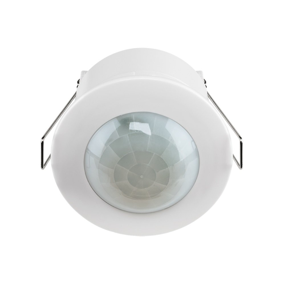 Sensor de presença para iluminação fotocélula 6mts 360° intelbras ESP 360 E - JS Soluções em Segurança
